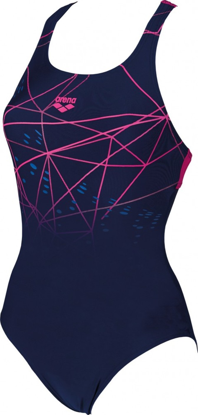 ARENA W BRILLIANCE SWIM PRO BACK ONE - Damen