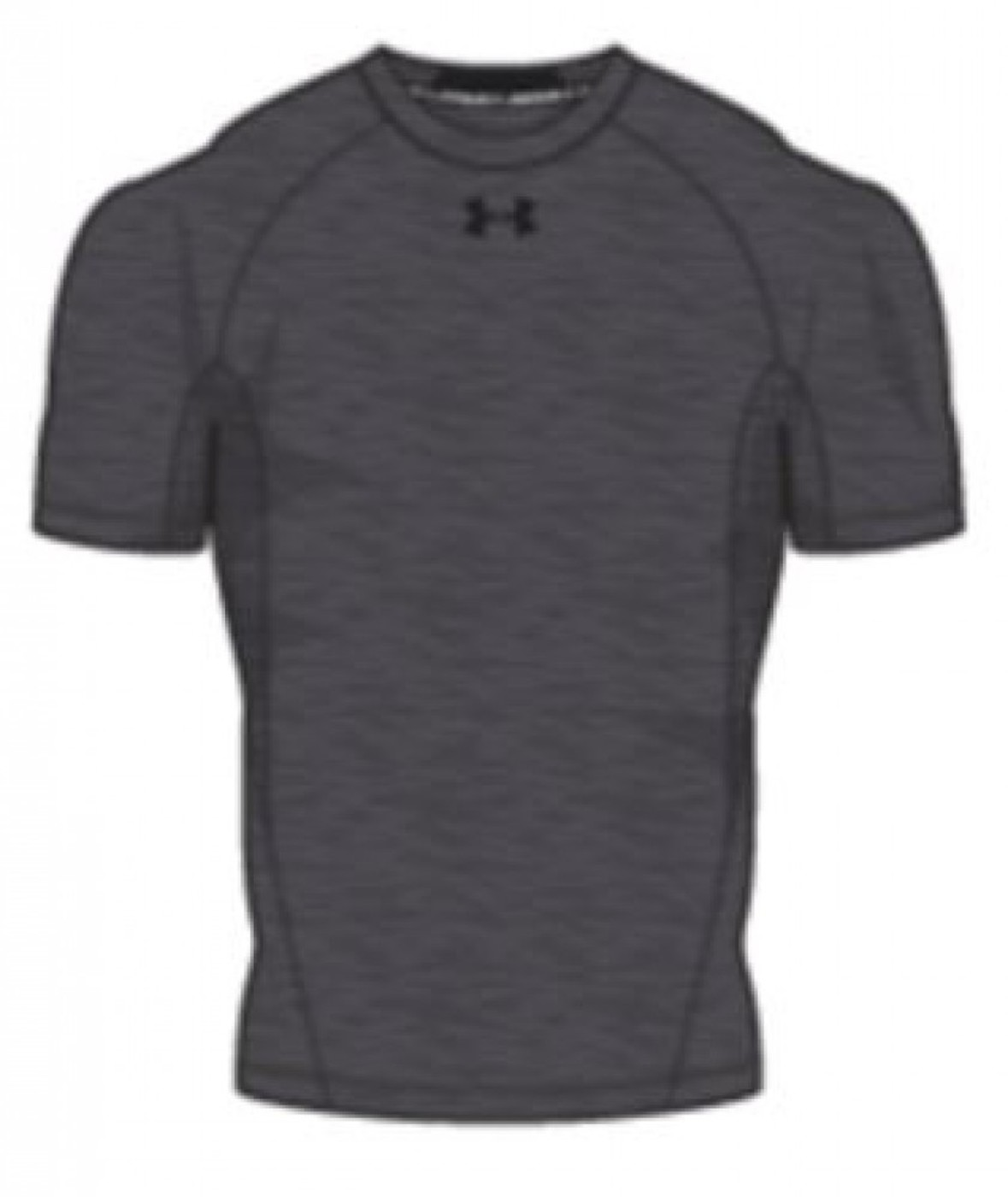 UNDER ARMOUR HG Armour SS - Herren