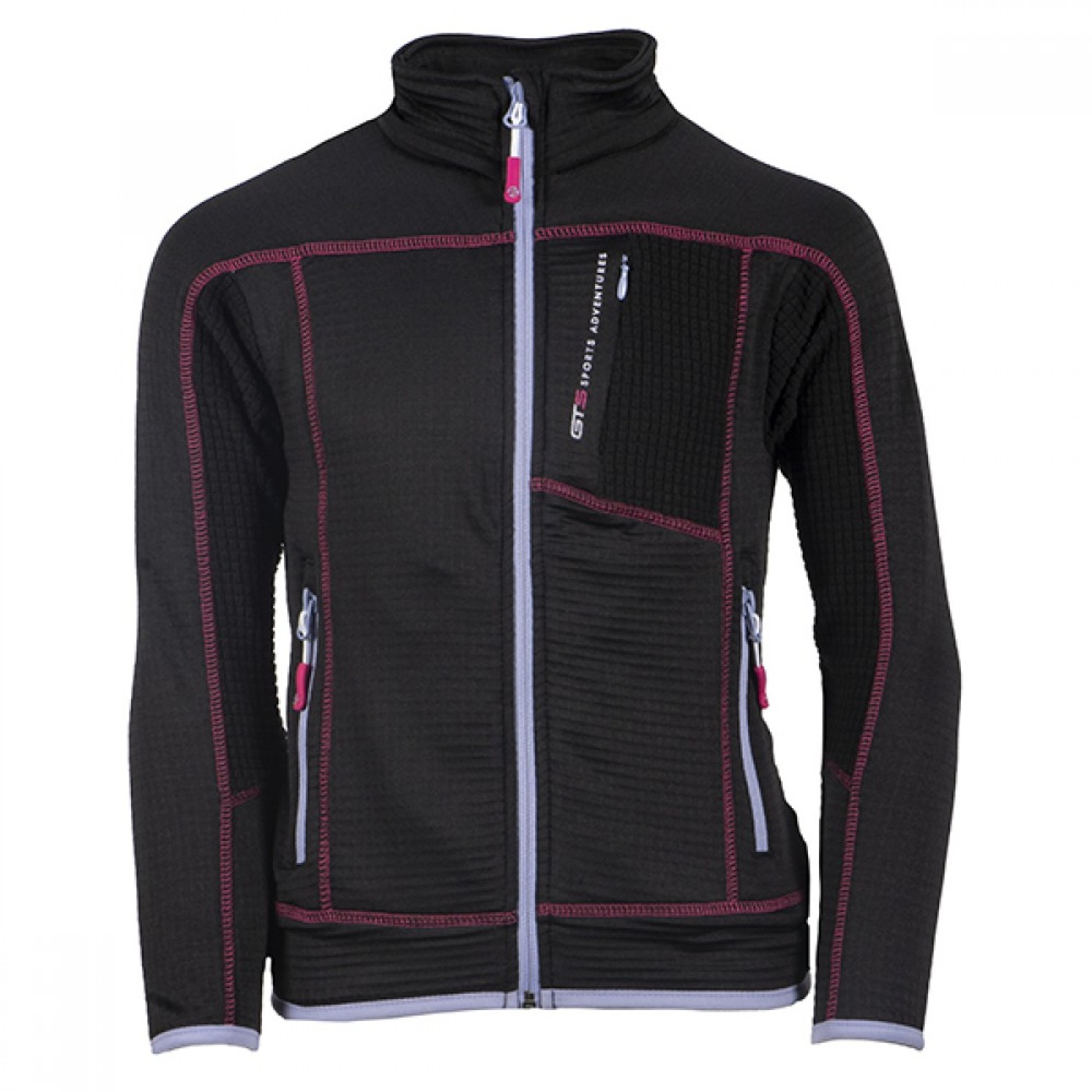 GTS WAFFEL FLEECE JACKET - Kinder
