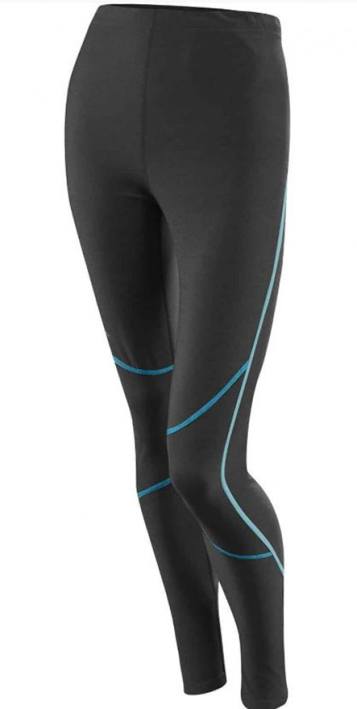 LÖFFLER RUNNING TIGHTS THERMO - Damen