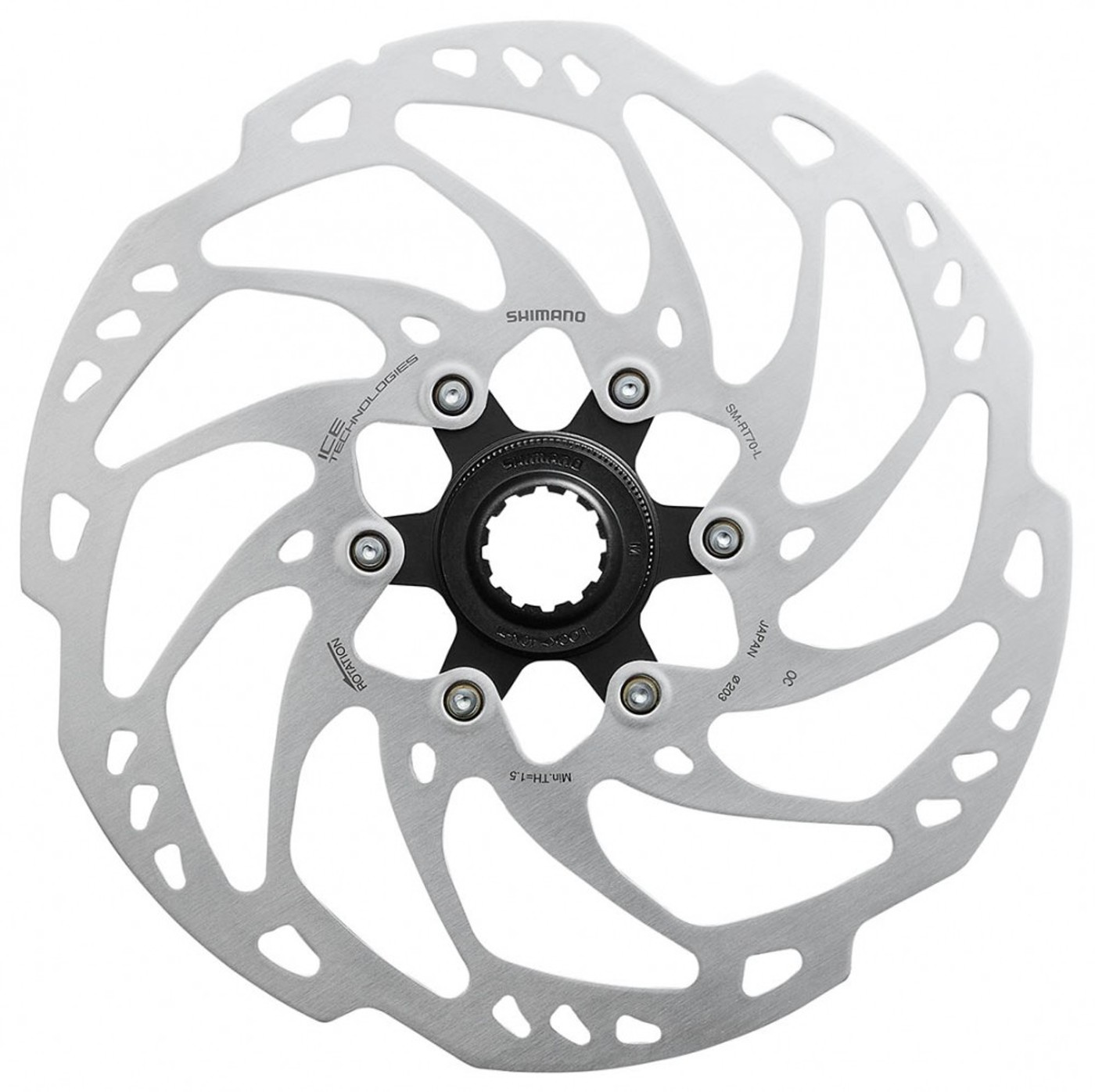 SHIMANO Rotor SMRT70 160mm CL